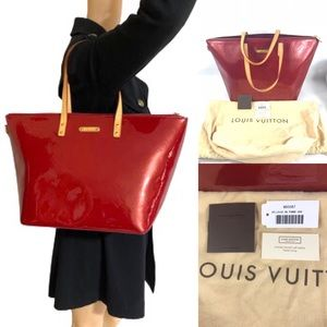 💎✨LIKE NEW✨💎 RED HOT LOUIS VUITTON